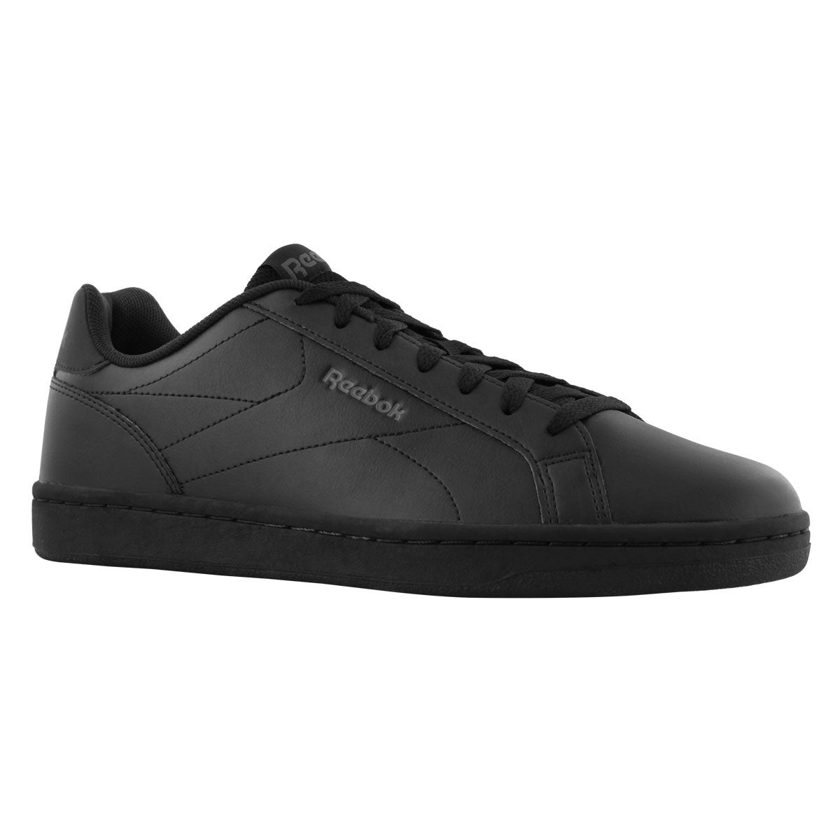 Mns Complete Clean blk/gry fashion snkr