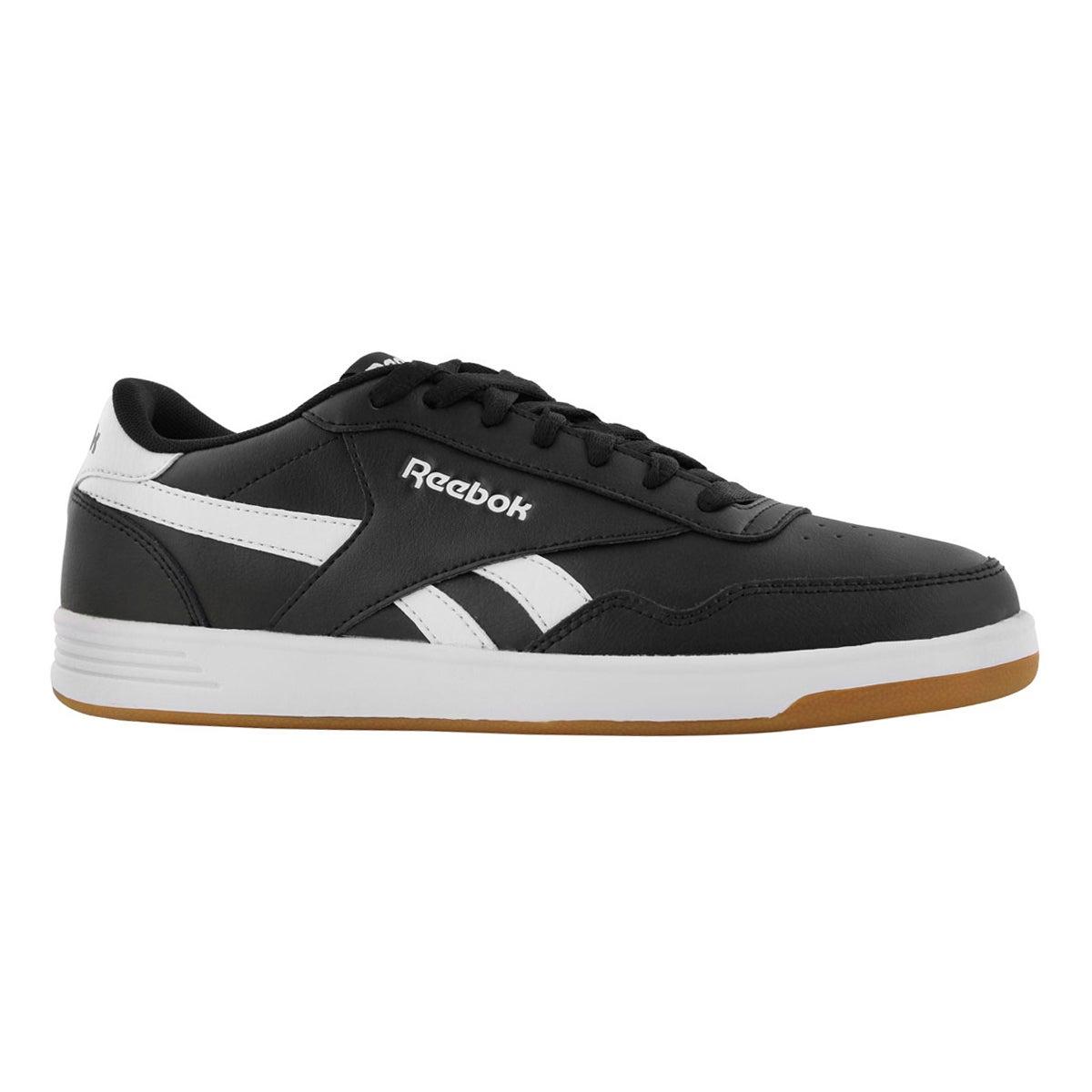 Mns Techque T blk/wht fashion sneaker