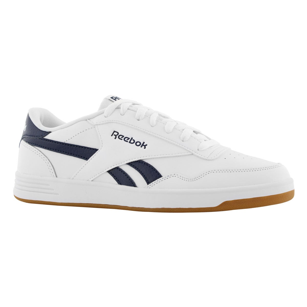 Mns Techque T wht/nvy fashion sneaker