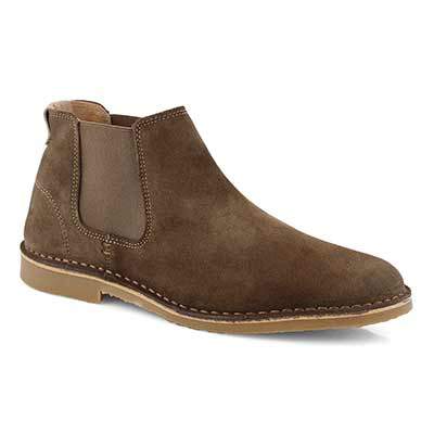 Mns Cob brown chelsea boot
