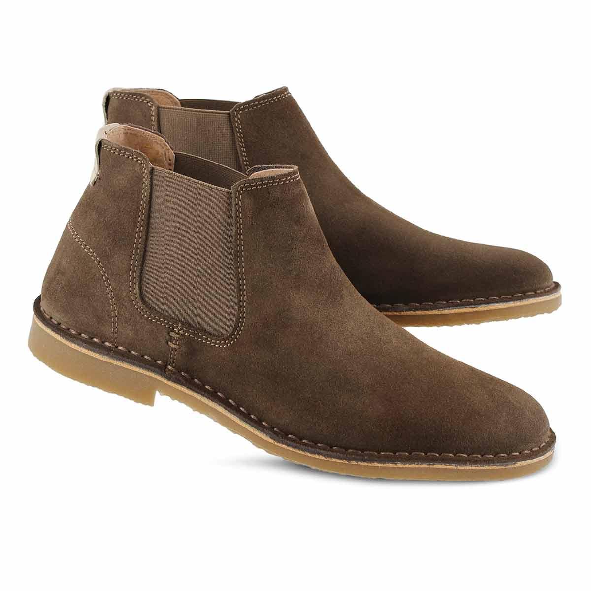 Mns Cob brown chelsea boot