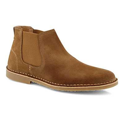Mns Cob cognac chelsea boot