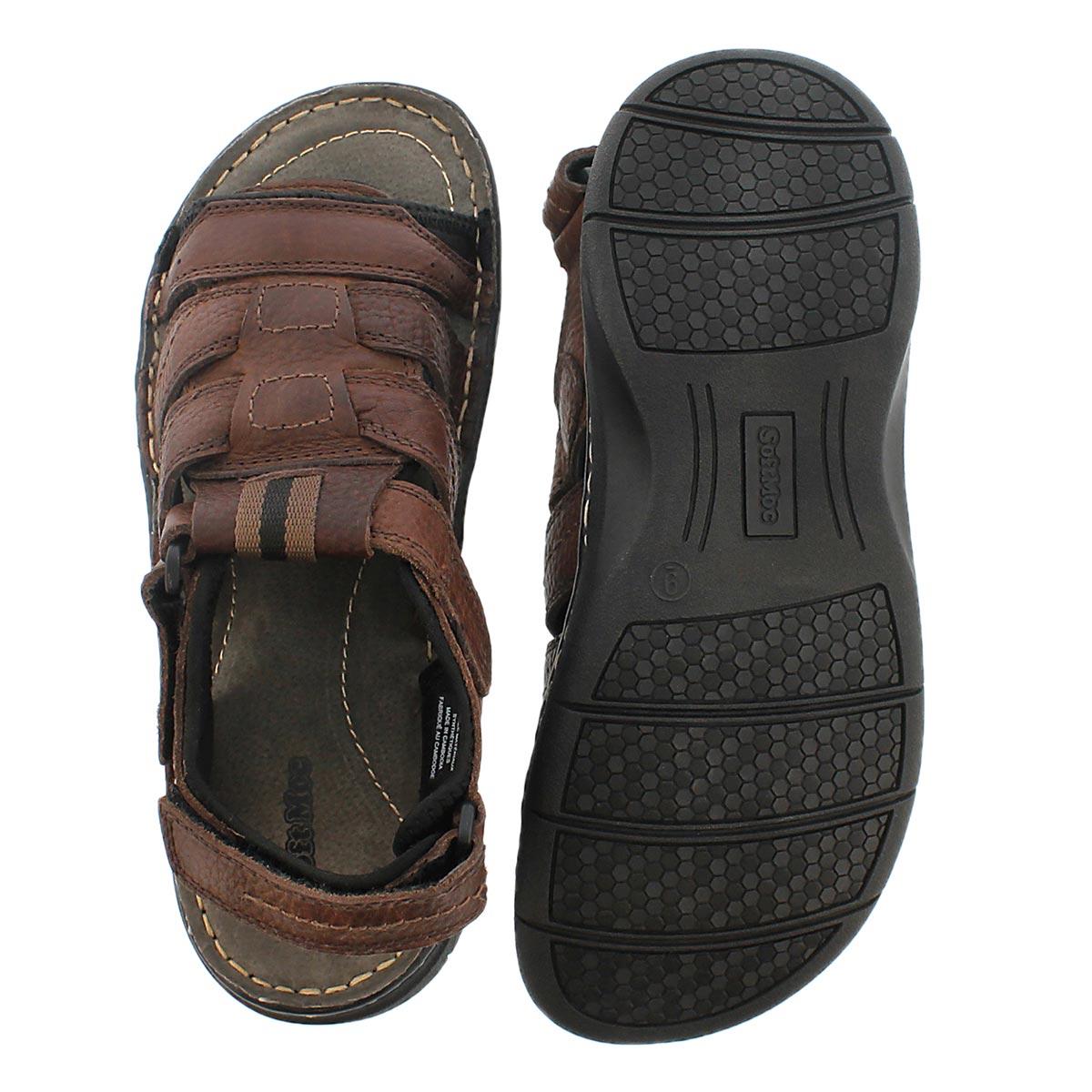 Sandale pêcheur COLIN 3, brun, hommes