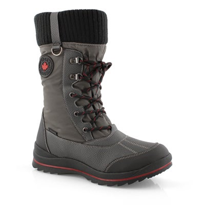 Lds Comos char waterproof winter boot