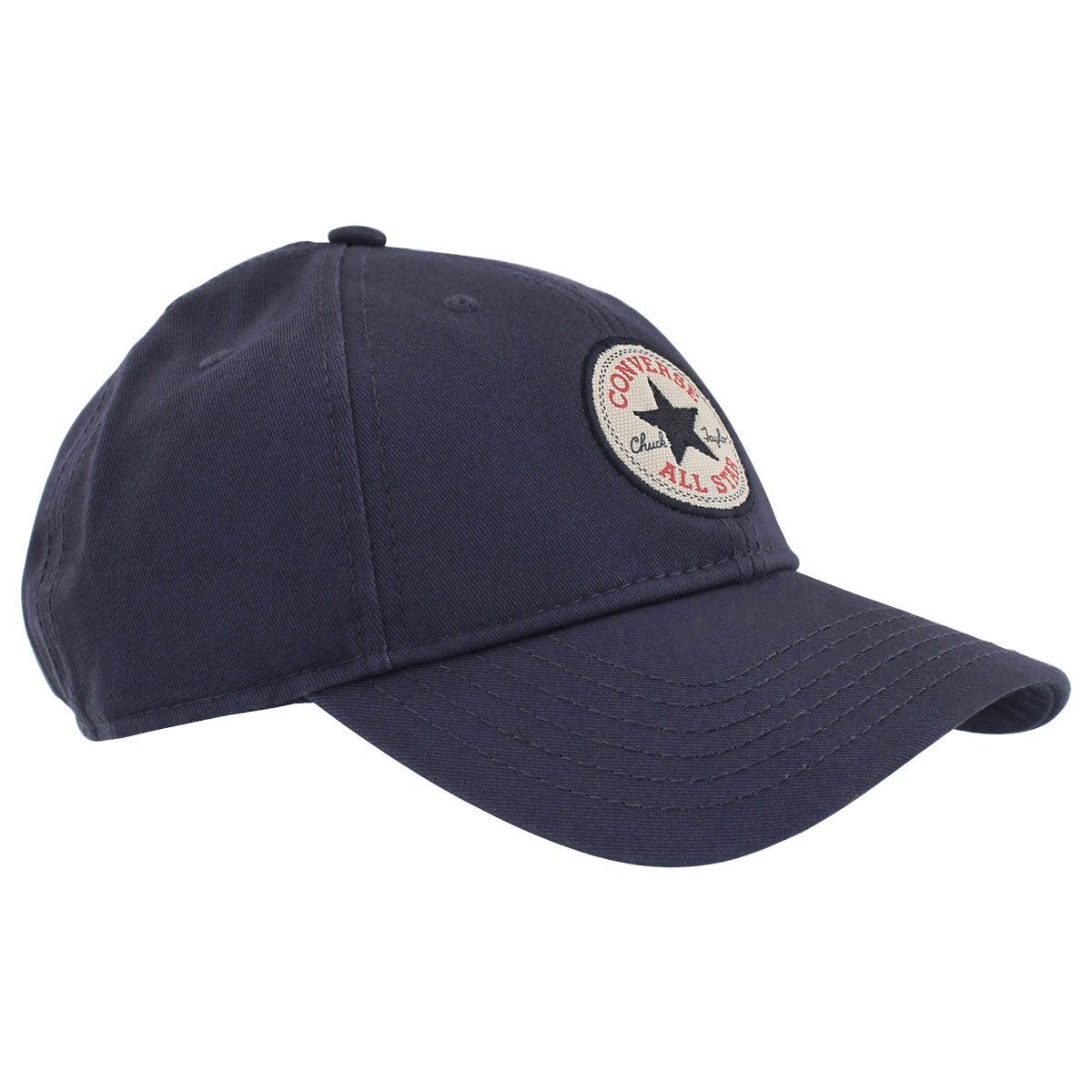Mns Core navy adjustable precurve cap