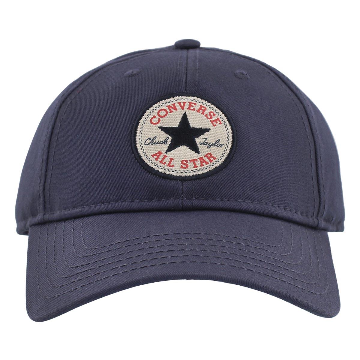 Men's CORE navy adjustable precurve caps