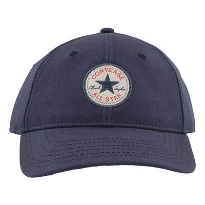 Lds Core navy adjustable precurve cap
