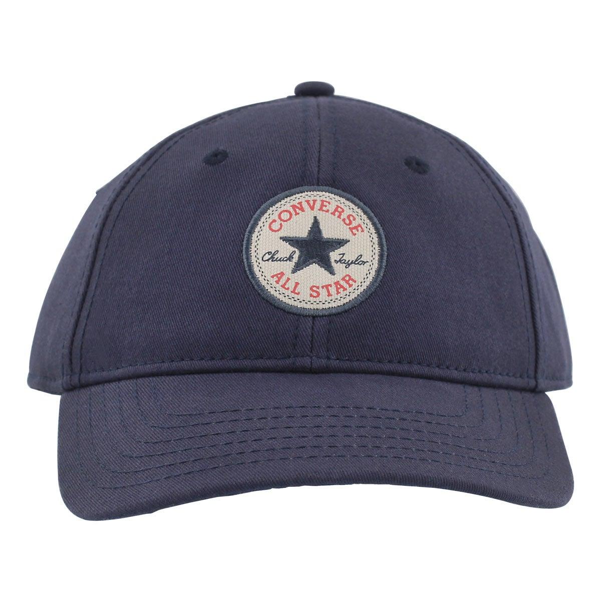 Women's CORE navy adjustable precurve cap