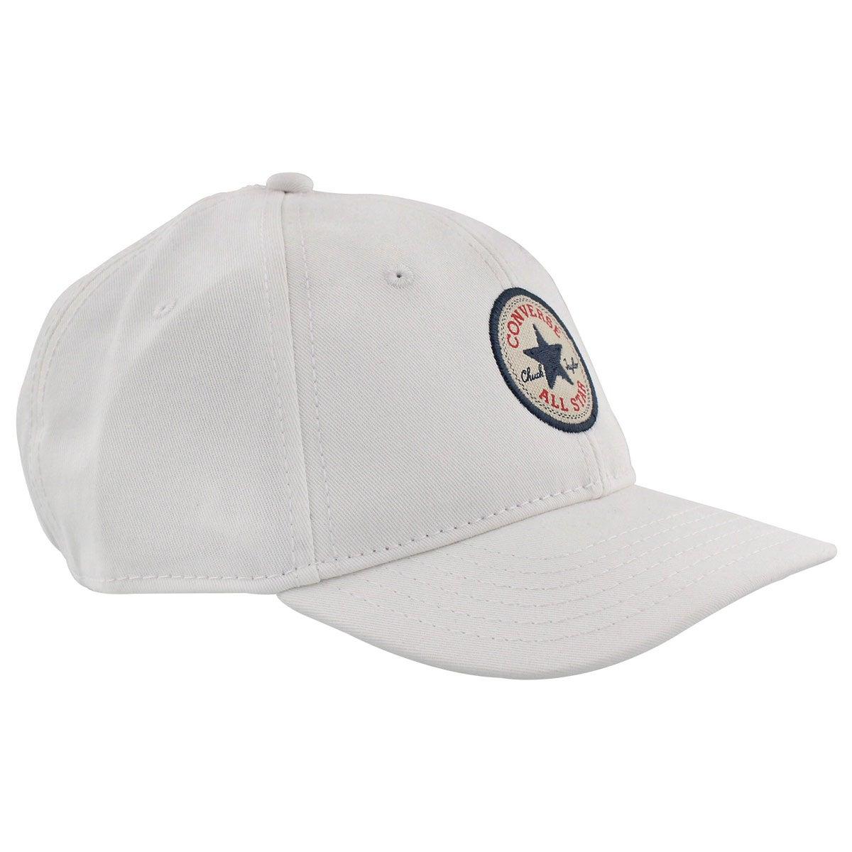Lds Core white adjustable precurve cap