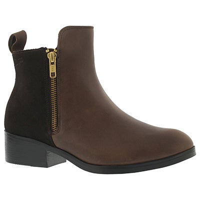 Lds Connect tpe/cho wtrpf ankle bootie