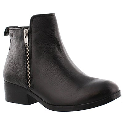 Cougar Women's CONNECT black waterproof ankle booties