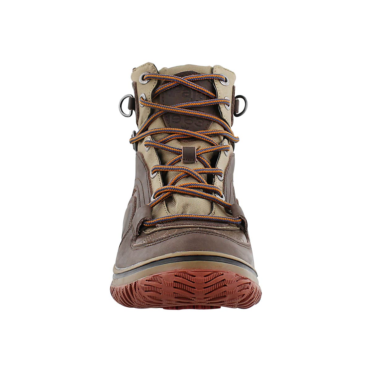 Mns Connor brown lace up wntr ankle boot