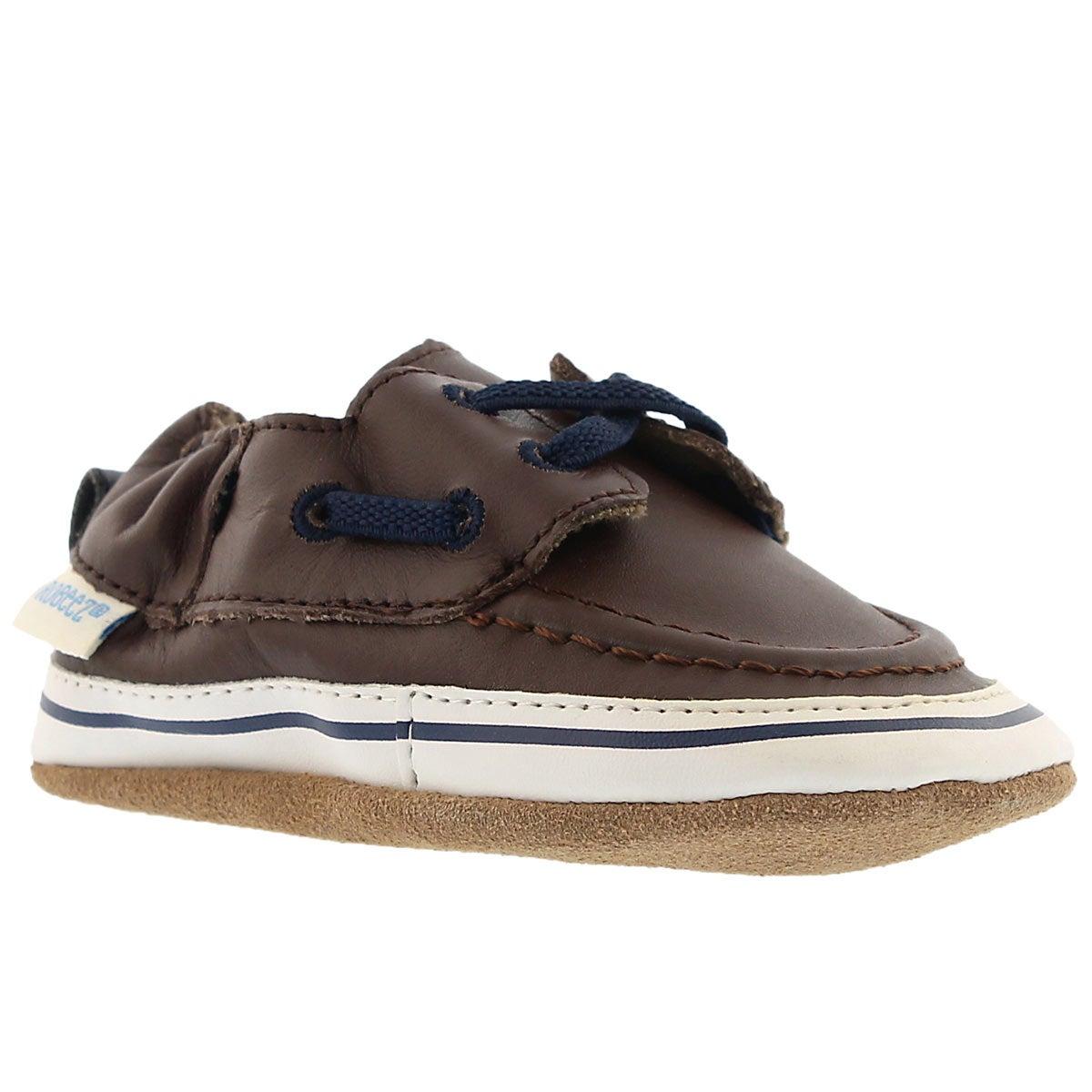 Infs Connor espresso soft sole slipper