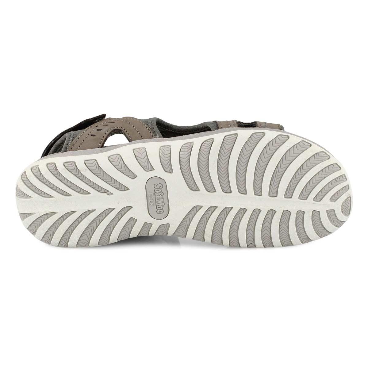 Lds Courtney 3 grey sport sandal