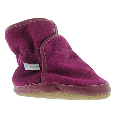Inf Cozy Ankle Bootie jelly soft slipper