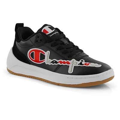 Lds Super C SM 3 black sneaker