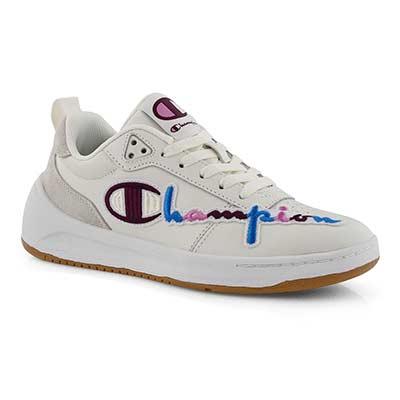 Lds Super C SM 3 chalk white sneaker