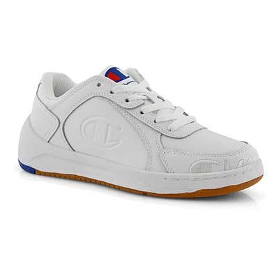 Lds Super C Court Low Mono white sneaker
