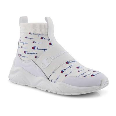 Lds Rally Script white sneaker
