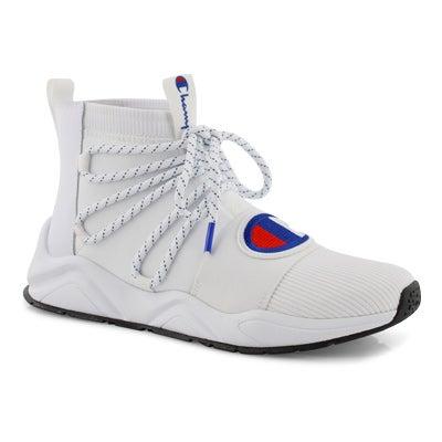 Mns Rally Hype Mid white sneaker