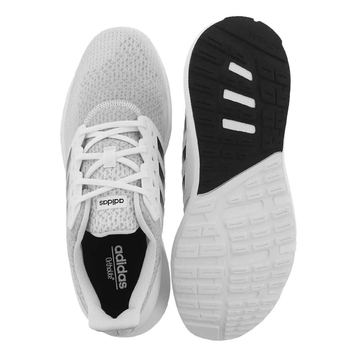 Mns Solyx wht/blk/gry running shoe
