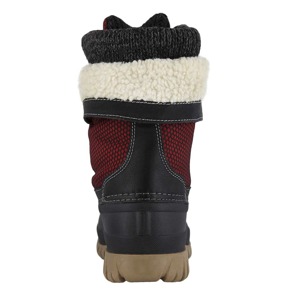 Lds Creek red wtpf winter boot