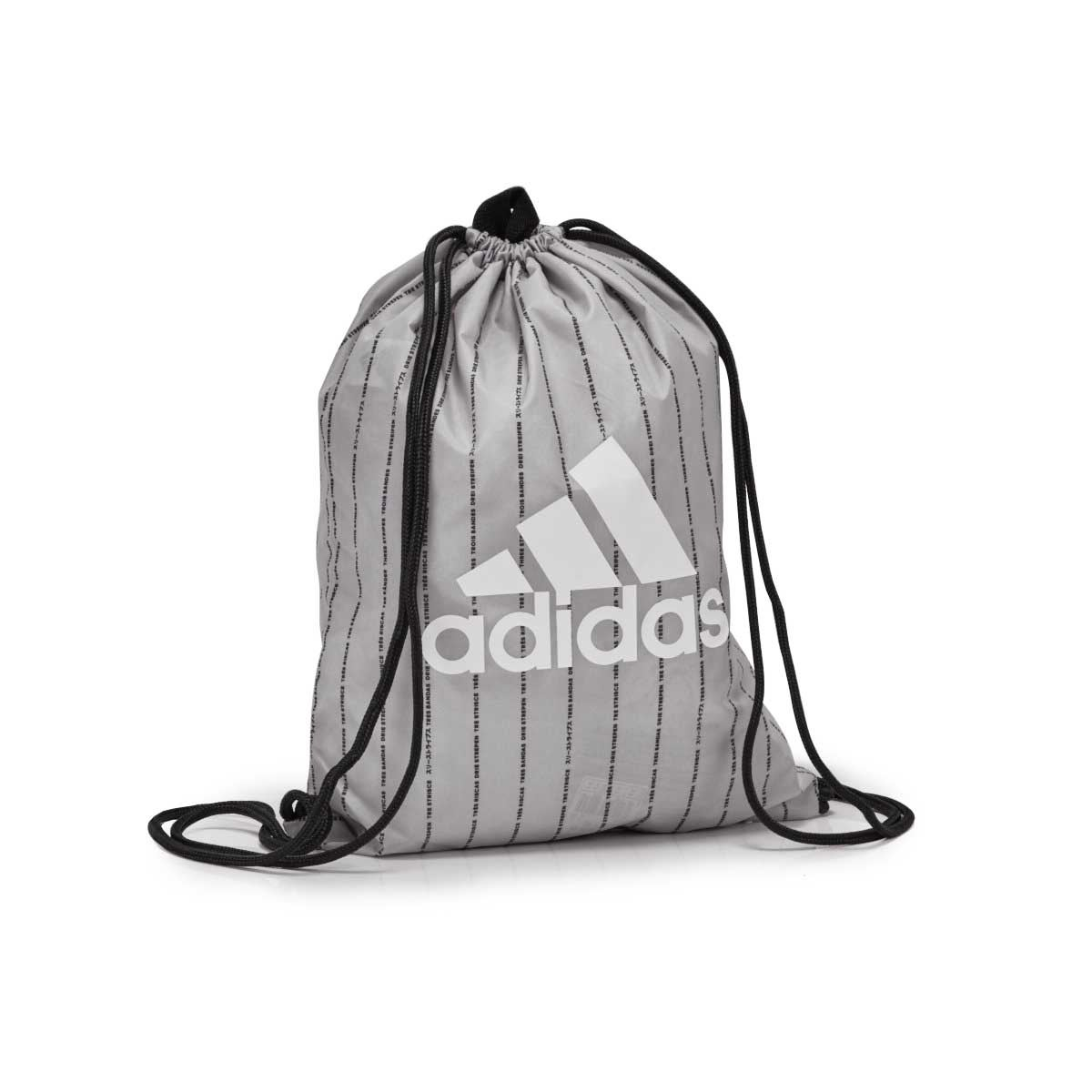 Adidas Classic Core GB gry/bk/wt sackpac