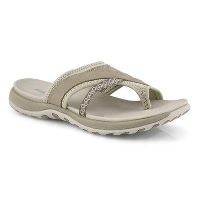 Lds Cynthia 2 stone wrap sport sandal