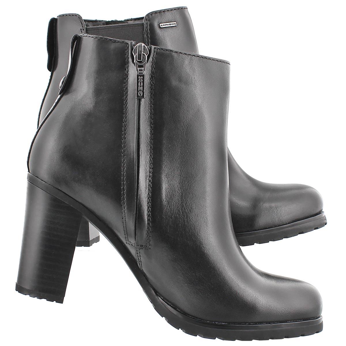 Lds Trish ABX black lo dress bootie