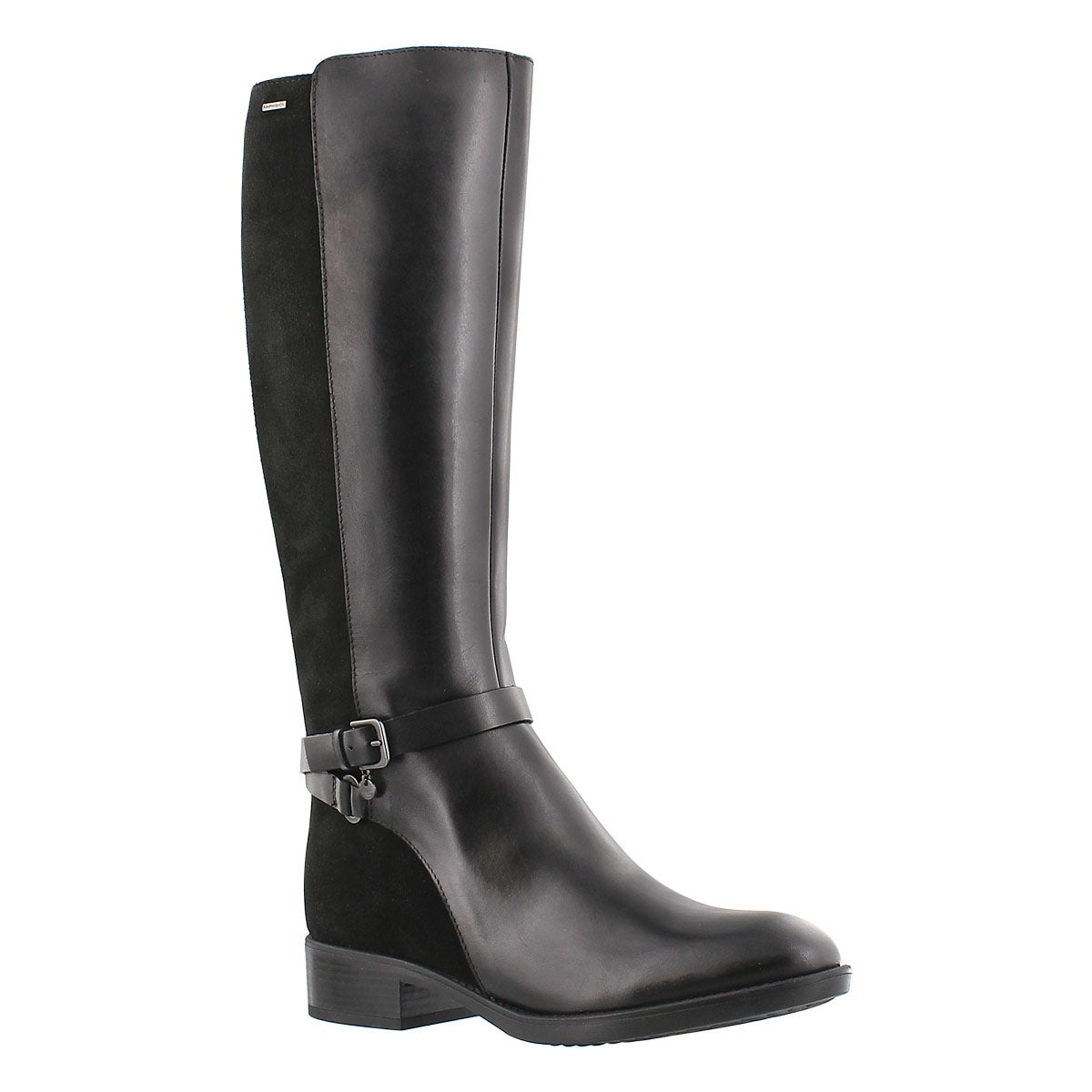 Lds Felicity ABX blk tall casual boot