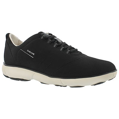 Geox Women's NEBULA black running shoes