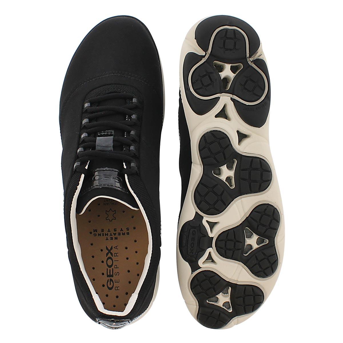 Lds Nebula black running shoe