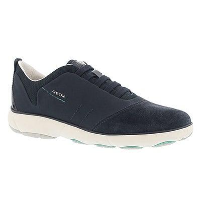 Geox Women's NEBULA navy running shoes