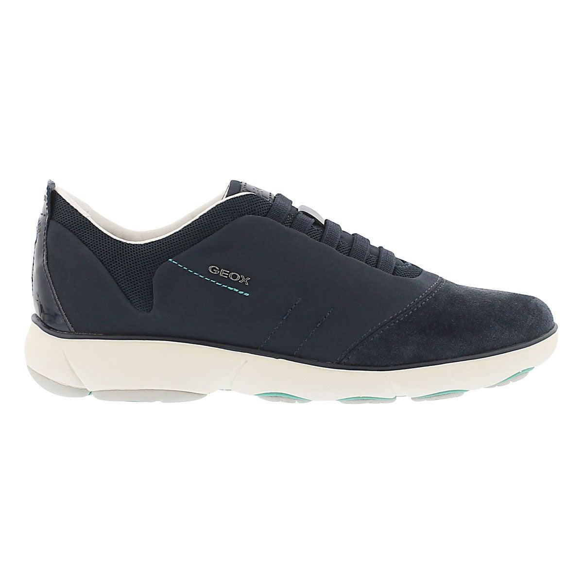 Lds Nebula navy running shoe