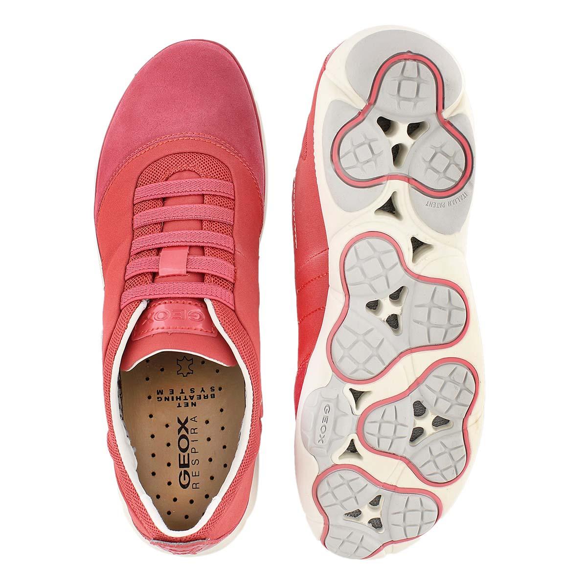 Lds Nebula coral running shoe