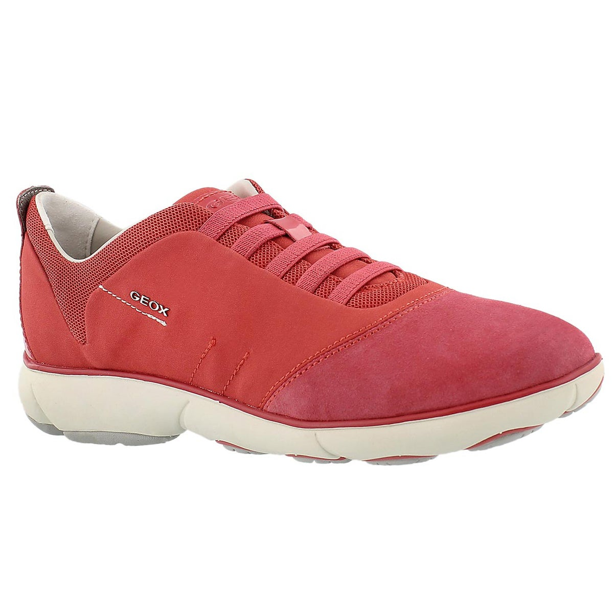 Women's NEBULA coral running shoes