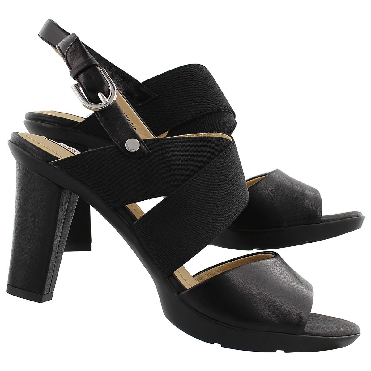 Lds Jadalis black dress sandal
