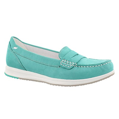 Geox Women's AVERY watersea slip on casual loafers