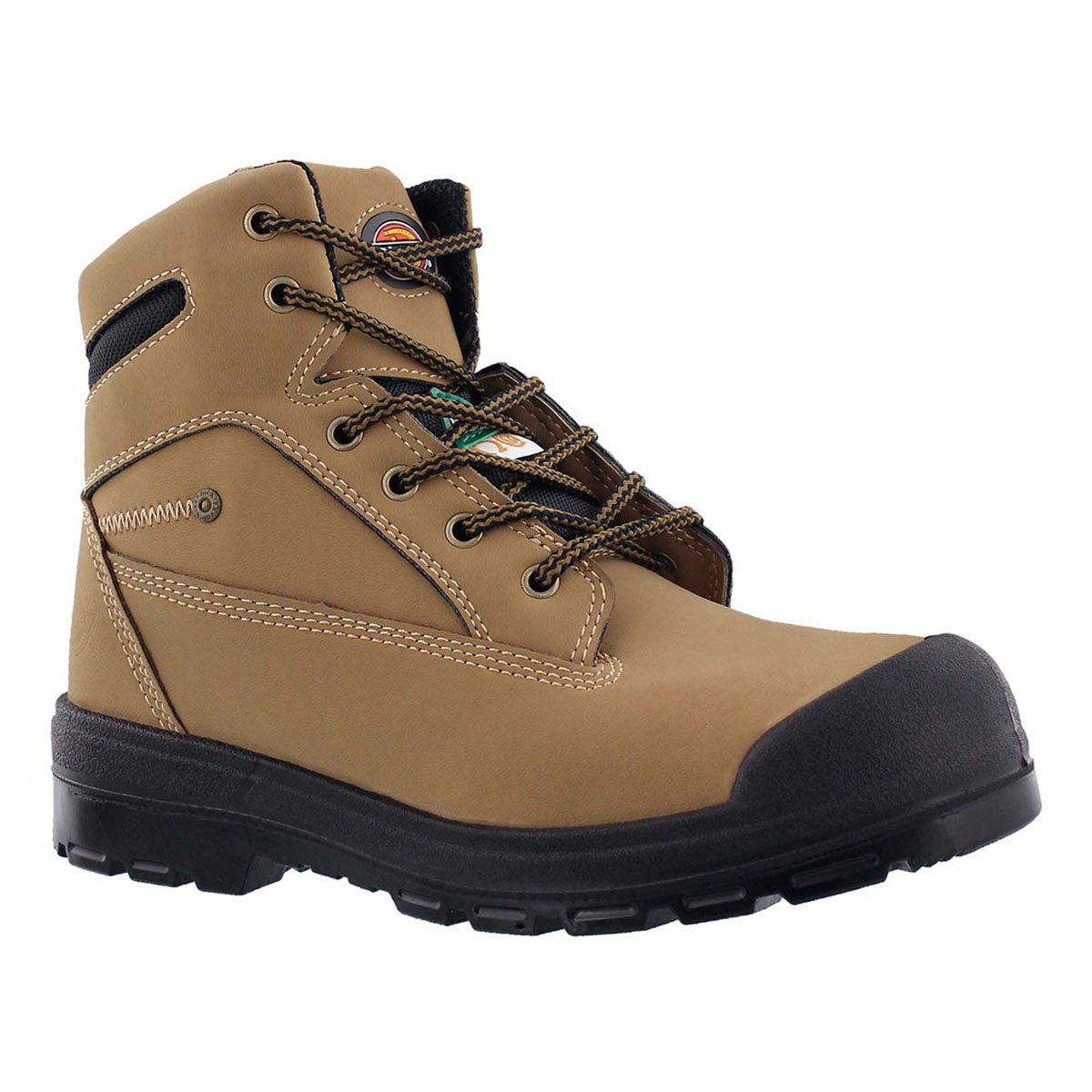 "Men's BLASTER tan lace up 6"" CSA boots"