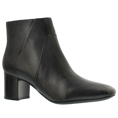 Lds New Symphony Mid black bootie