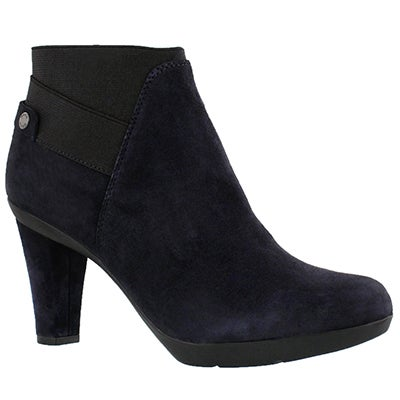 Lds Inspiration Stiv nvy sde ankle boot