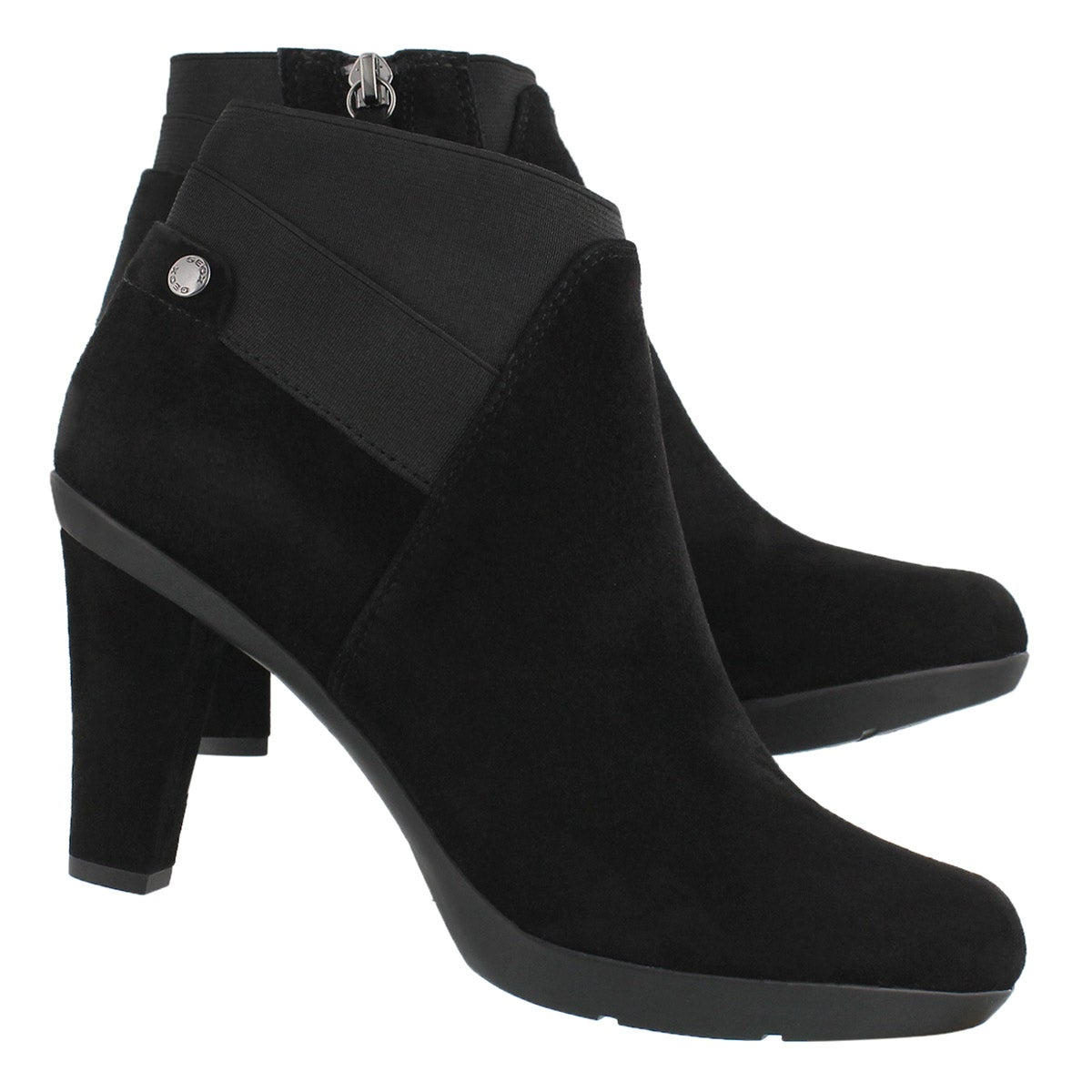 Lds Inspiration Stiv blk sde ankle boot