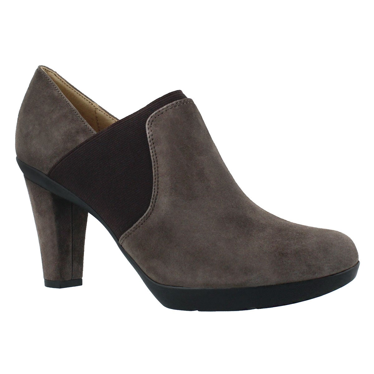 Lds Inspiration ches suede dress heel