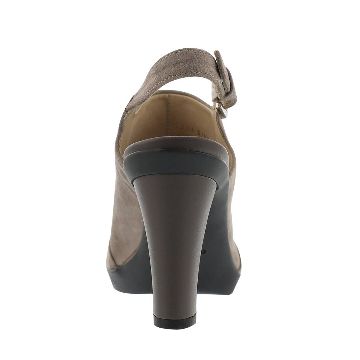 Lds Jadalis taupe dress sandal