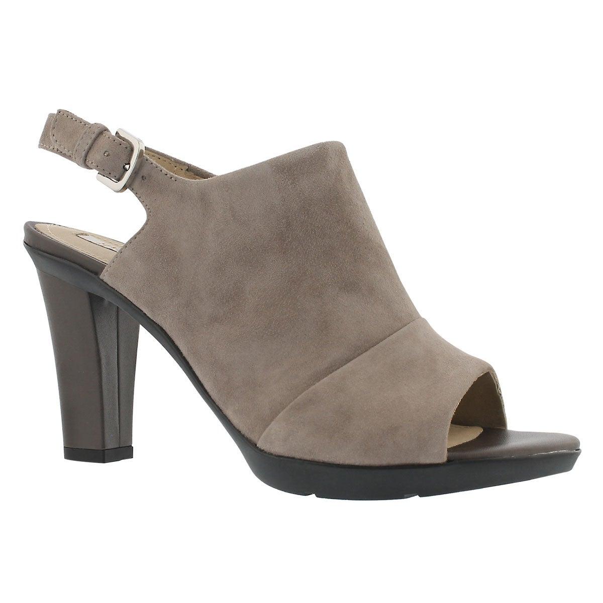 Women's JADALIS taupe dress sandals