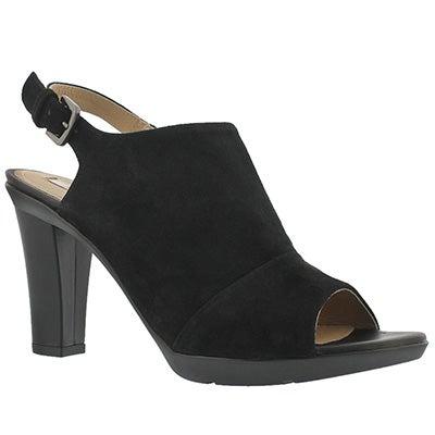Lds Jadalis black dress sandal