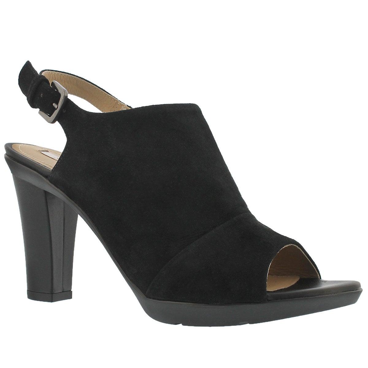 Women's JADALIS black dress sandals