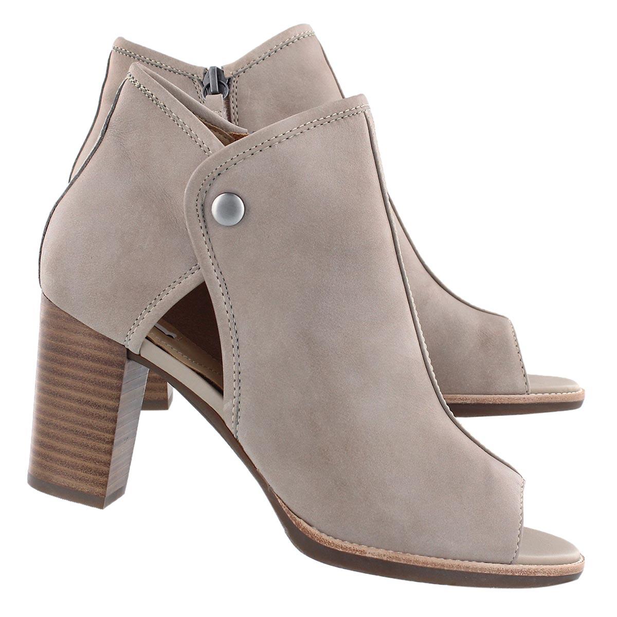 Lds Callie lt tpe peep toe dress heel