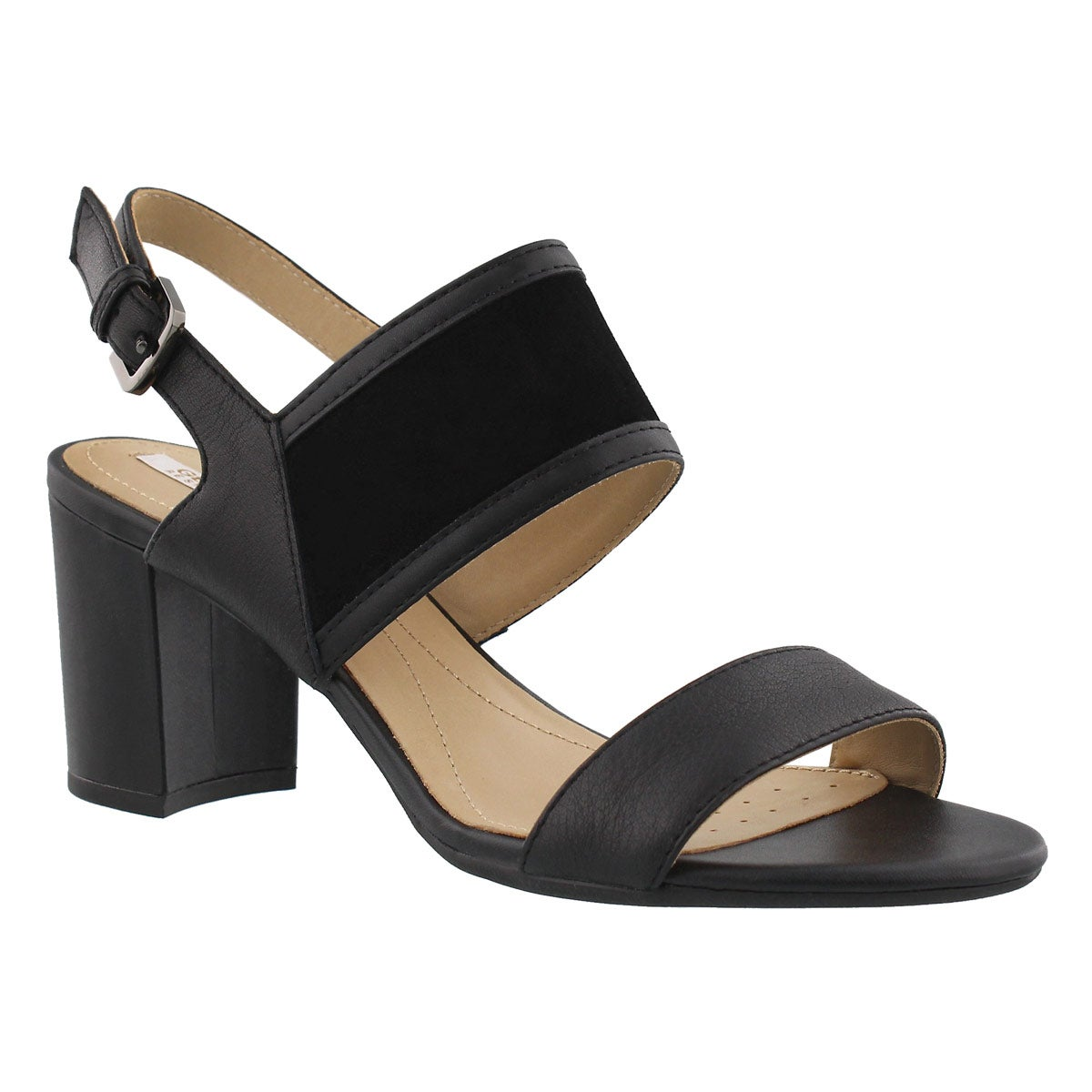 Women's NESA B black dress sandals