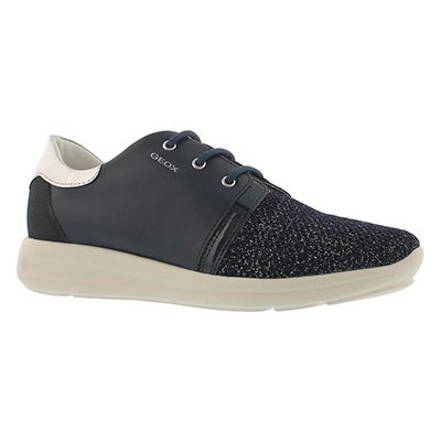 Lds Agyleah navy fashion sneaker